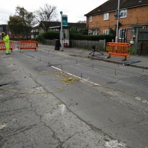 Road Stabilisation Reading